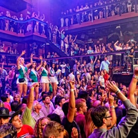 Party at Coco Bongo