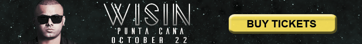 Coco Bongo Punta Cana - Wisin Event