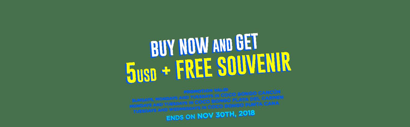 Promo October - November