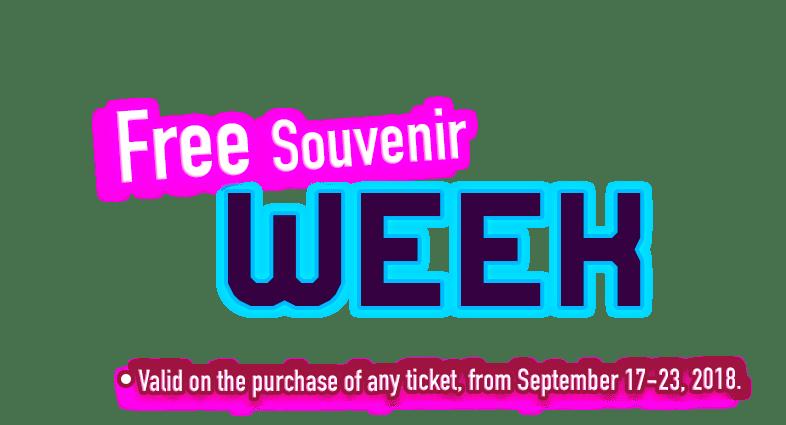 Souvenir Week