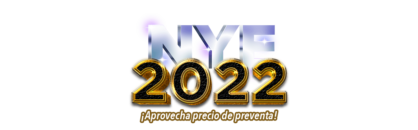 Coco Bongo New Year's Eve Party