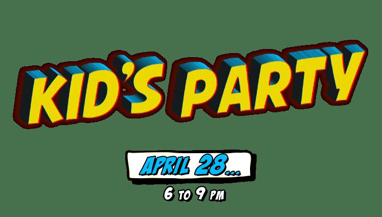 Coco Bongo - Kid's party